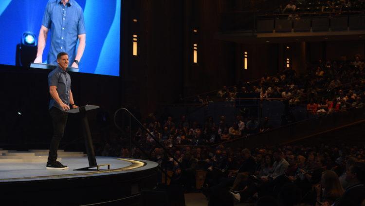 Global Leadership Summit: Anticipate Instead of React