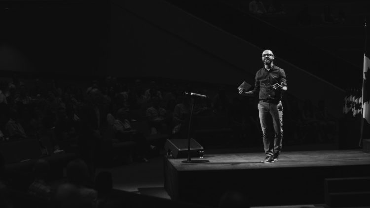 How to Improve Church Announcements from Stage