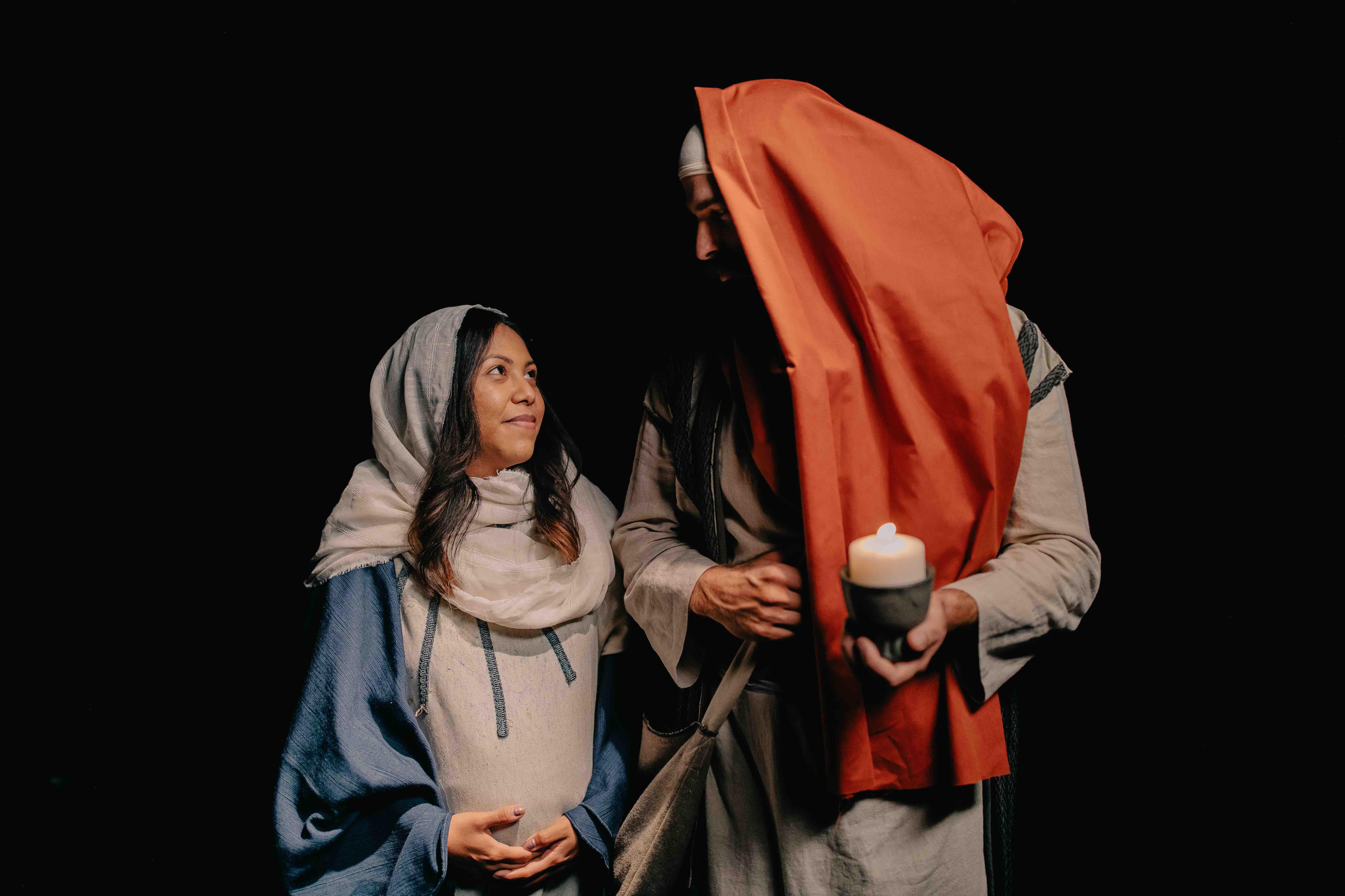 Christmas Creative: Powerful Portraits of Jesus' Birth